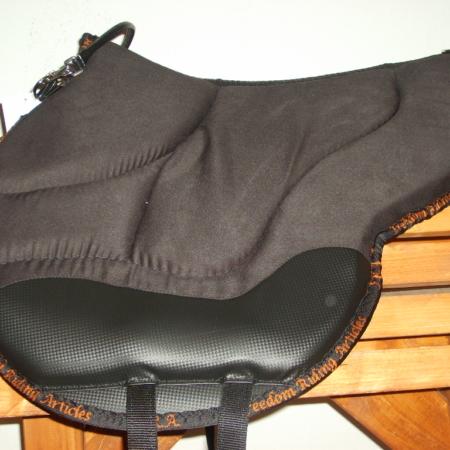 Bareback pad dardo1