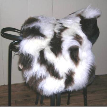 Tæt kontakt - Lammeskindssadel og Bareback pad